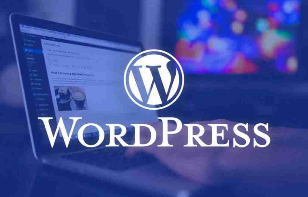Cómo configurar página de inicio de WordPress
